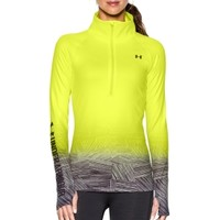Under Armour Women's Armour ColdGear Sublimated Half Zip Long Sleeve Shirt | DICK'S Sporting Goods