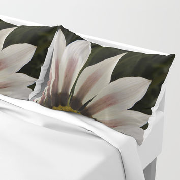 Flowers in summer Pillow Sham by VanessaGF