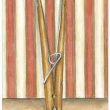Acme No. 1 Clothes Pin (PT)