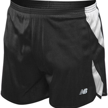 New Balance Men's World Class 3.5 inch Tricot Lined Running Shorts