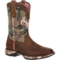 Lady Rebel by Durango Women's Camo Western Boot