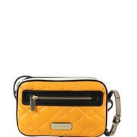Marc By Marc Jacobs Small Sally Moto Quilted Cross Body Bag