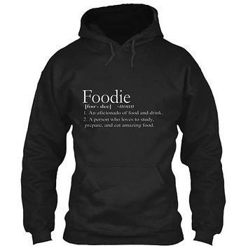Foodie Food Funny Definition T-Shirt