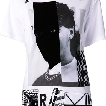 Opening Ceremony / 'Remix Face' T-Shirt