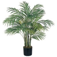3 Ft Areca Silk Palm Tree Decor