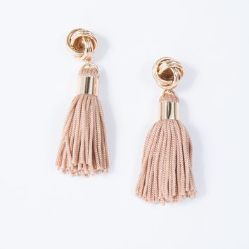 Angelina Tassel Earrings