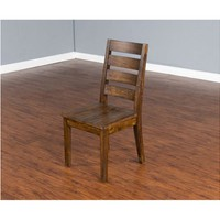 Sunny Designs Dining Room Ladderback Chair 1512NW