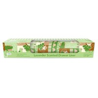 I-Play Lavender Scented Drawer Liner - Sage Safari