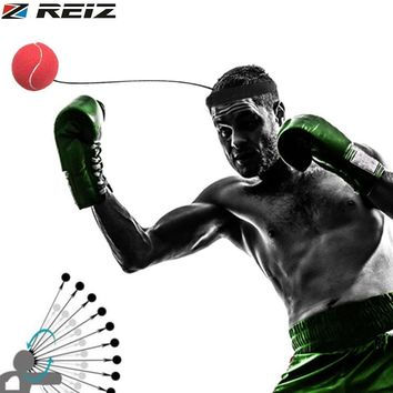 Boxing Ball Head Band Quick Response Speed Training