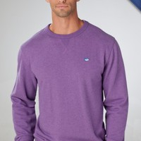 Heathered Pullover | Sweatshirt | Southern Tide