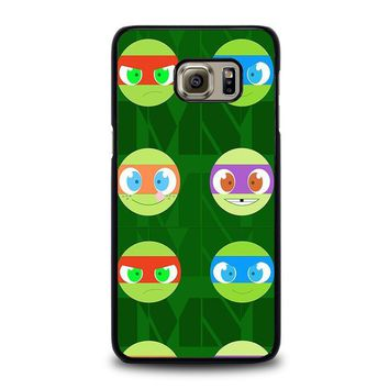 teenage mutant ninja turtles babies tmnt samsung galaxy s6 edge plus case cover  number 1