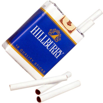 Chocolate Cigarettes Candy Packs: 24-Piece Display