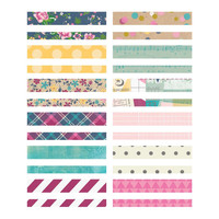Simple Stories - So Fancy: 24 Sheets of Die Cut Paper Washi Tape (288 Pieces)