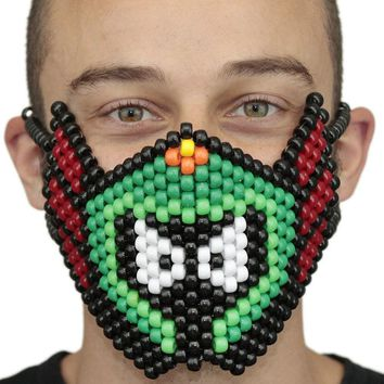 Marvin The Martian Kandi Rave Mask