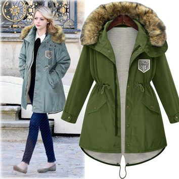 Hats Women's Fashion Shaped Coat Jacket [44574998553]