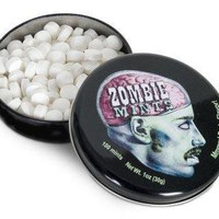 Brain Flavored Zombie Mints