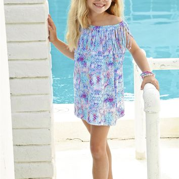 Little Peixoto Audrey Dress - Leopard Sprinkles