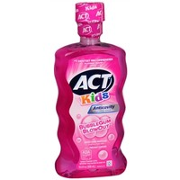 ACT Kids Anti-Cavity Fluoride Rinse, Bubblegum