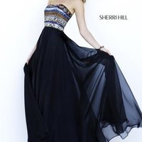 Sherri Hill 11241 Sherri Hill Delaware Prom Gowns Prom Dresses Bridal Gowns Wedding Gowns Cocktail Dresses Ball Gowns