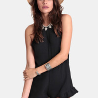 Juliette Ruffled Romper