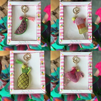 Palm beach key chain (other designs)