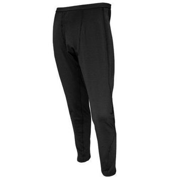 Base II Midweight Drawer Pants Color- Black (XX-Large)