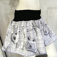 Nightmare BEFORE CHRISTMAS TuTu Skirt Jack Skellington