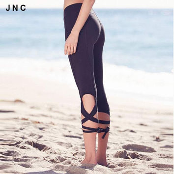 Yoga Pants For Women Spandex Yoga Leggings Fitness Running Trousers sportswear sport tights