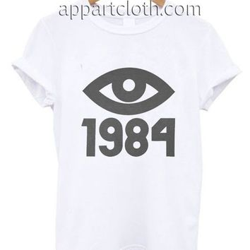 1984 Big Brother is Watching Funny Shirts, Funny America Shirts
