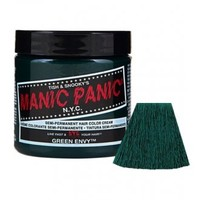 MANIC PANIC GREEN ENVY SEMI-PERMANENT HAIR DYE