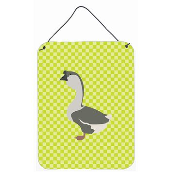 African Goose Green Wall or Door Hanging Prints BB7725DS1216