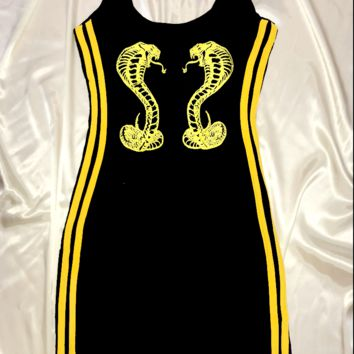 SWEET LORD O'MIGHTY! OG COBRA DRESS