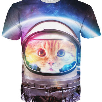 Space Cat T-Shirt *Ready to Ship*