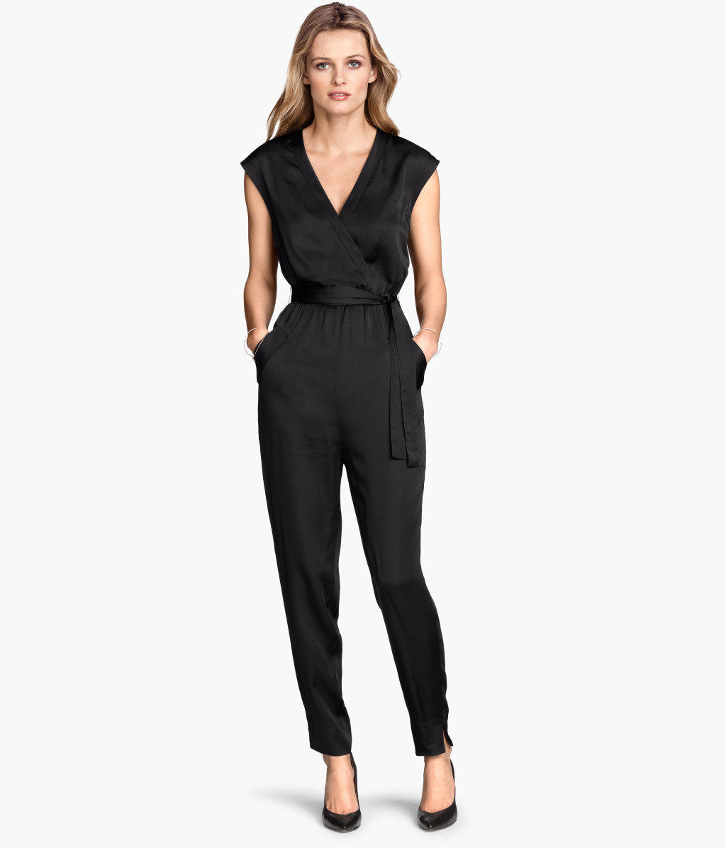 h m sleeveless jumpsuit from h m epic wishlist. Black Bedroom Furniture Sets. Home Design Ideas