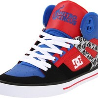 DC Men's Spartan Hi WC NC Lace-Up Skate Shoe