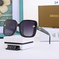 GUCCI Women Men Fashion New Polarized Travel Leisure Eyeglasses Glasses  1#