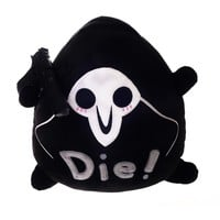 Overwatch Reaper Plush Pillow