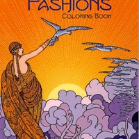 Erté Fashions Coloring Book (Dover Fashion Coloring Book)