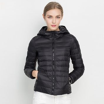 Women Never Wet Jacket Waterproof Foldable