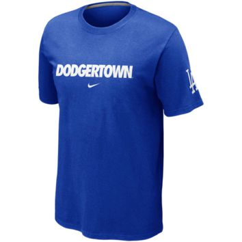 L.A. Dodgers Nike Dodgertown Local T-Shirt – Royal Blue