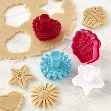 American Girl™ by Williams-Sonoma Cookie Stamp Set