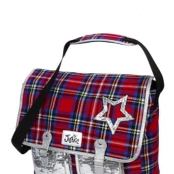 Tartan Plaid Messenger Bag S Backpacks School Supplies Accessories Just