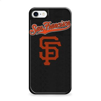 San Francisco Giant black iPhone 6 | iPhone 6S case