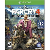 Far Cry 4 Complete Edition Xbox One Video Game