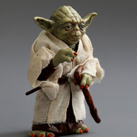 "Star Wars Action Figure Jedi Knight Master Yoda 4.7""/12cm"