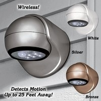 Wireless Sensor Light @ Fresh Finds