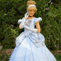 Princess Cinderella Style Wig (Made to Order)