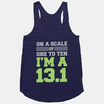 On a Scale of One to Ten I'm a 13.1 (lime)
