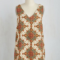 Mid-length Sleeveless Incense and Sensibility Top