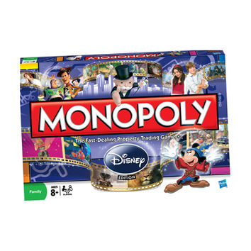 MONOPOLY Disney Edition | Board Games for ages 8 & Up. | Hasbro